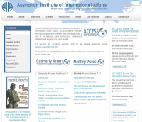 AIIAV ACCESS Screenshot