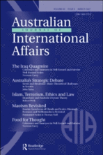 Australian Journal of International Affairs